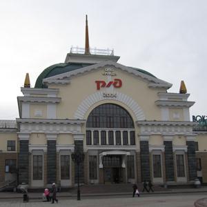 Железнодорожные вокзалы Зилаира